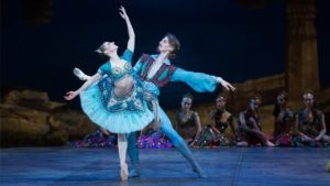 Le Corsaire, English National Ballet, and people-trafficking