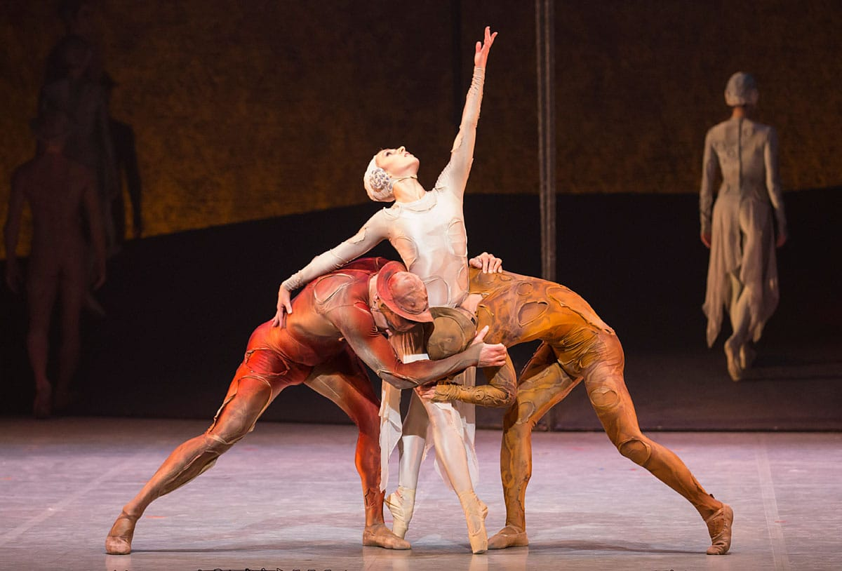 Royal Ballet: Triple Bill